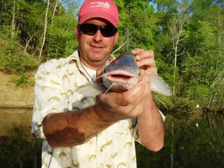 Coosa River Catfish Fishing Charter