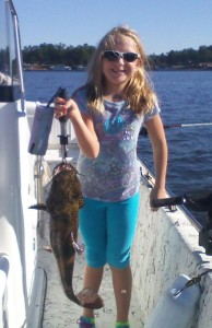 Girl-Catfish-Fishing