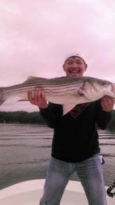 Carters Lake Georgia Fishing Charters